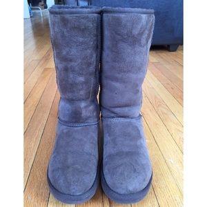 Ugg Australia Classic Tall Boots - Chocolate